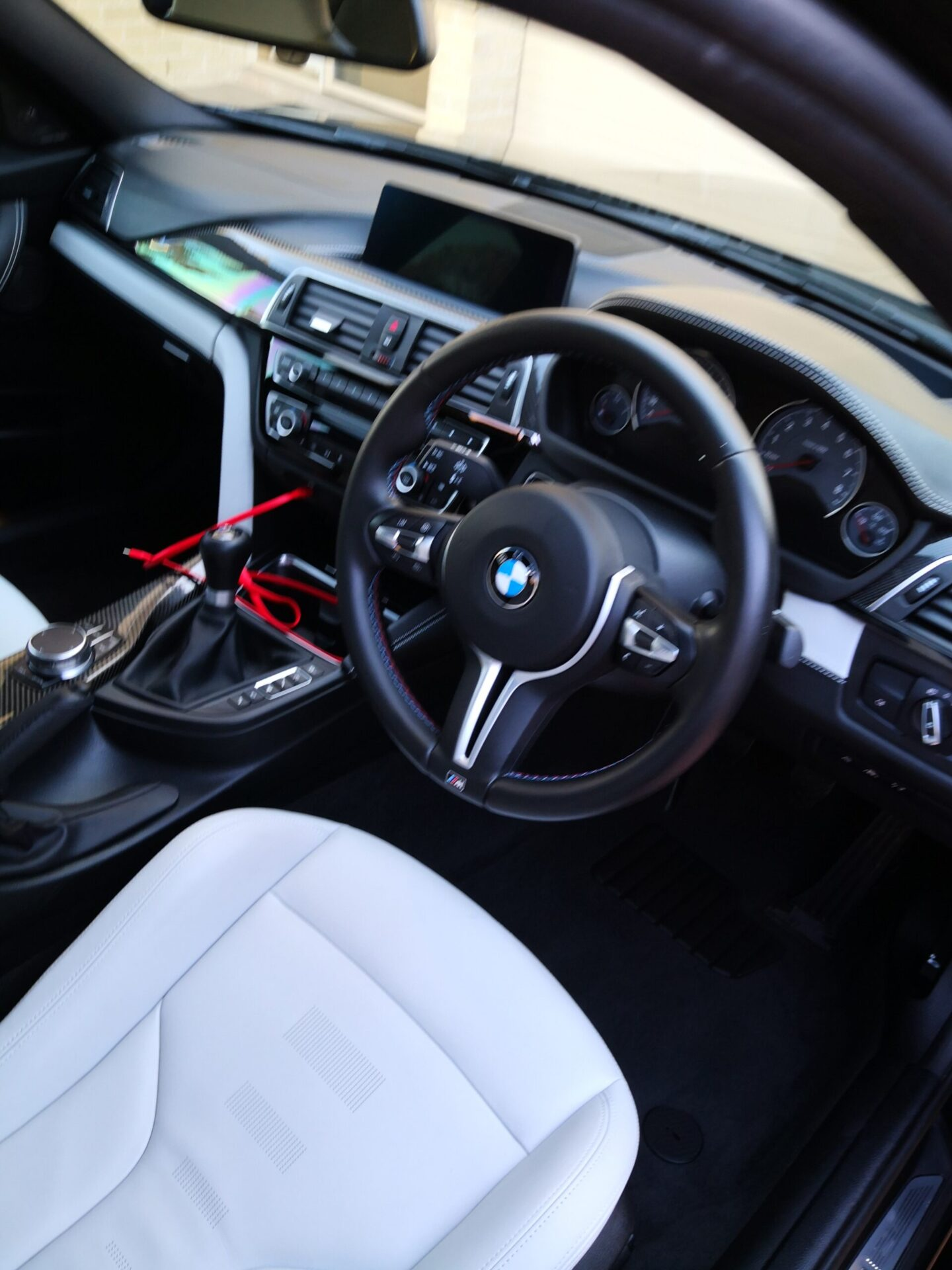 BMW M3 New Car Protection