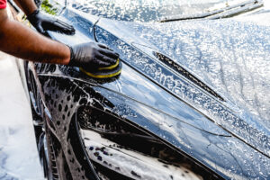 Clay bar treatment for Mobile car detailing Sydney